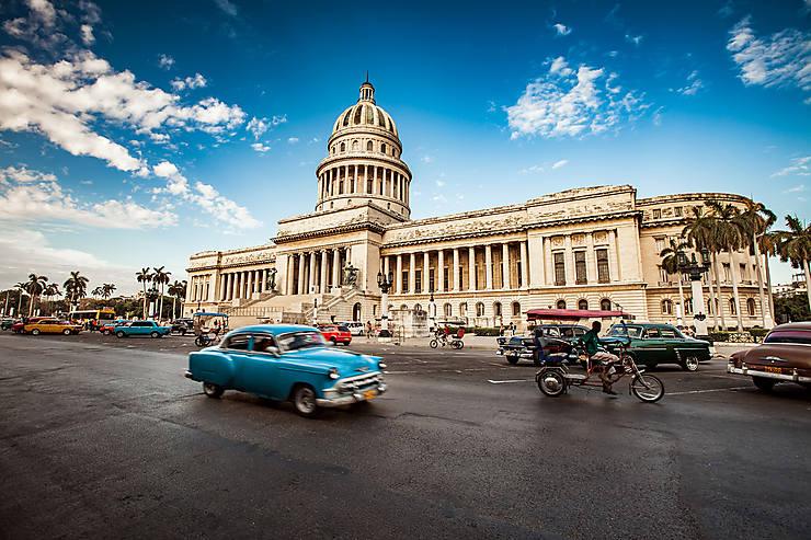 Cuba, dans les rues de La Havane