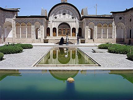 Maison noble à Kashan