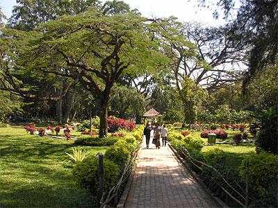 Espace vert en ville de bengalore bengaluru bangalore for Espace vert mairie