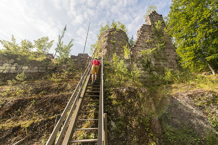 13 châteaux à restaurer