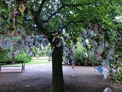 L'arbre à tétines