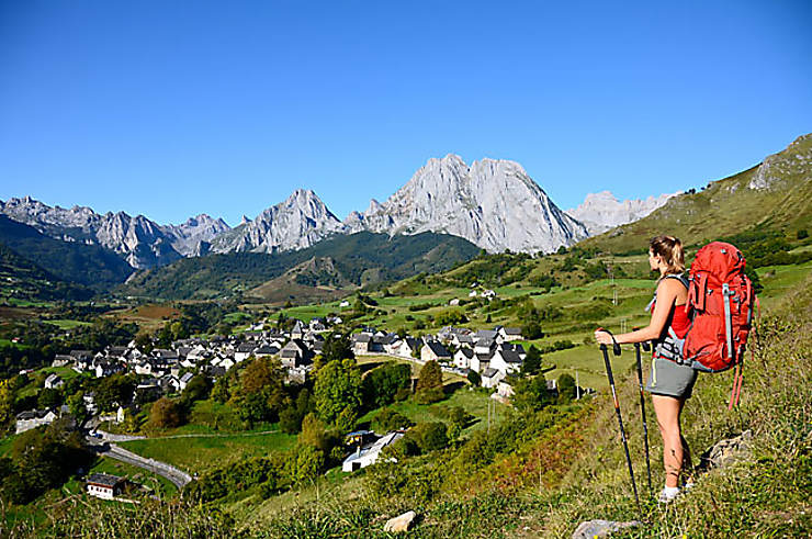 Ossau, Aspe et Barétous : trois vallées en Béarn