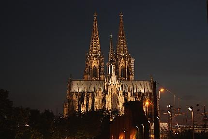 Cathédrale, Cologne