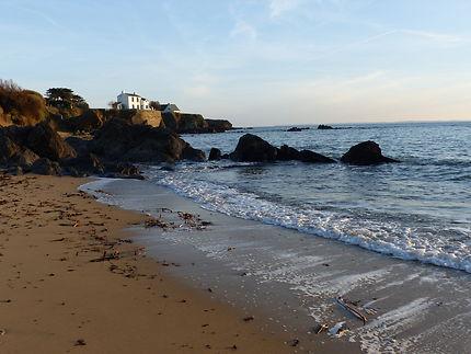 Une marée tranquille dans le Finistère
