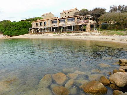 Petit port du bout de Corse Tizzano