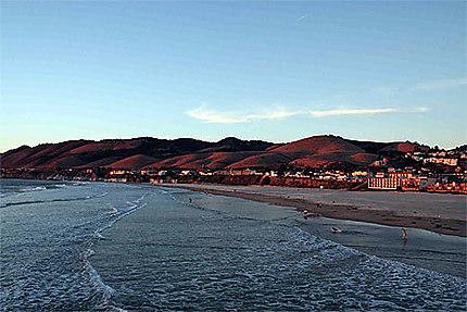 Plage de Pismo Beach