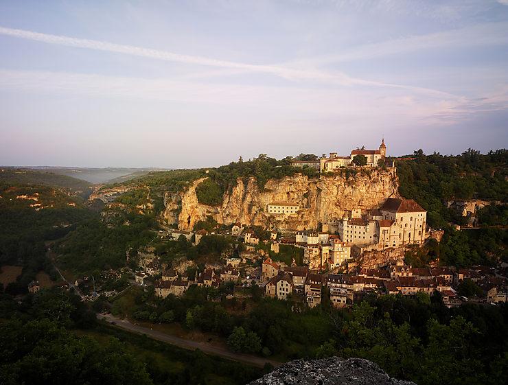 La Voie de Rocamadour : Compostelle, itinéraire bis