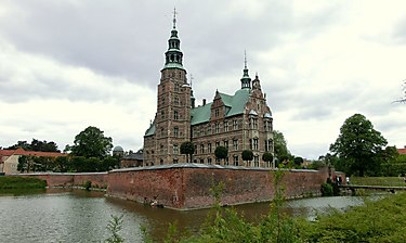Rosenborg Slot (Château de Rosenborg)