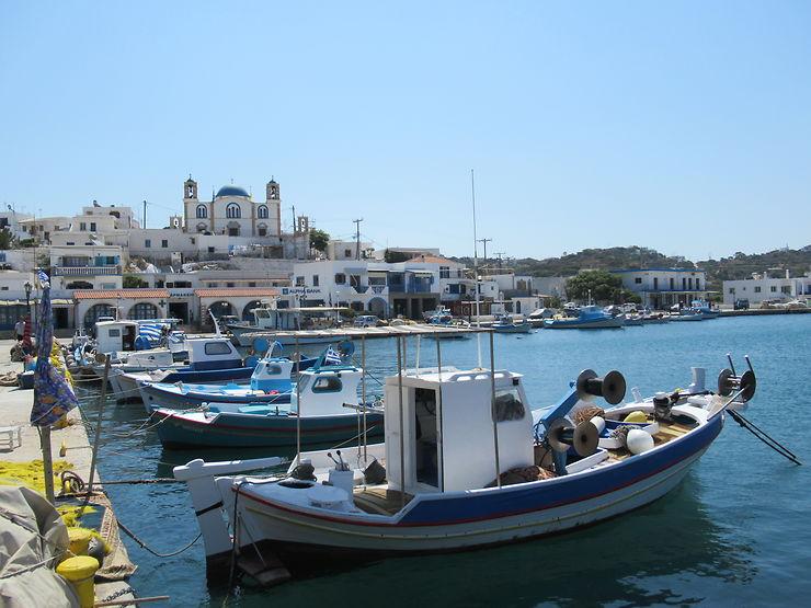 Quinze jours passés sur l'île de Patmos et d'autres îles proches