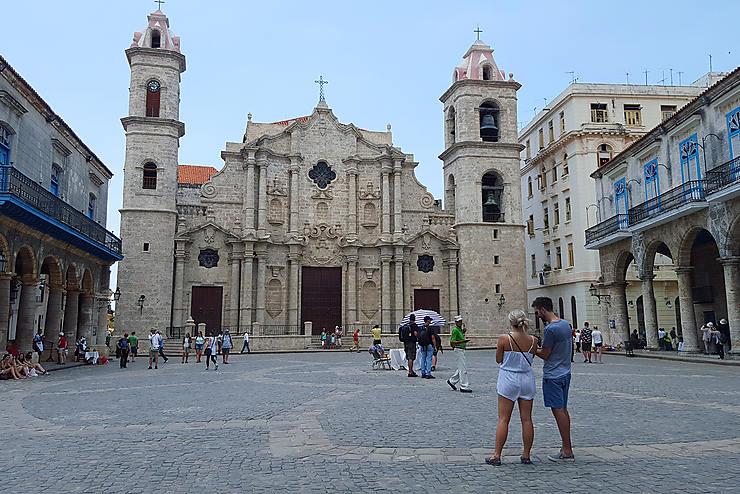 Habana Vieja, un kaléidoscope architectural