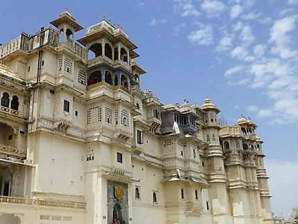 Imposante façade