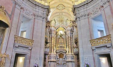 Igreja e torre dos Clérigos (Église et tour des Clercs)
