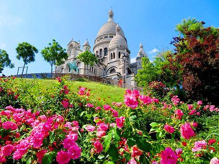 Paris s'habille en été