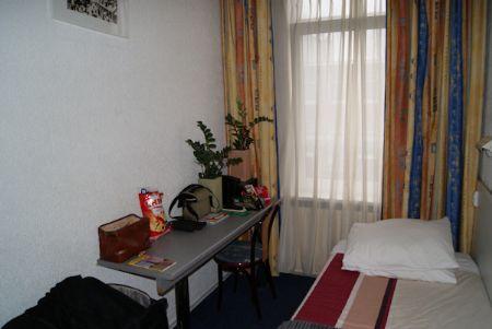 jupiter hotel : vondelpark et quartier des musées : amsterdam : avis