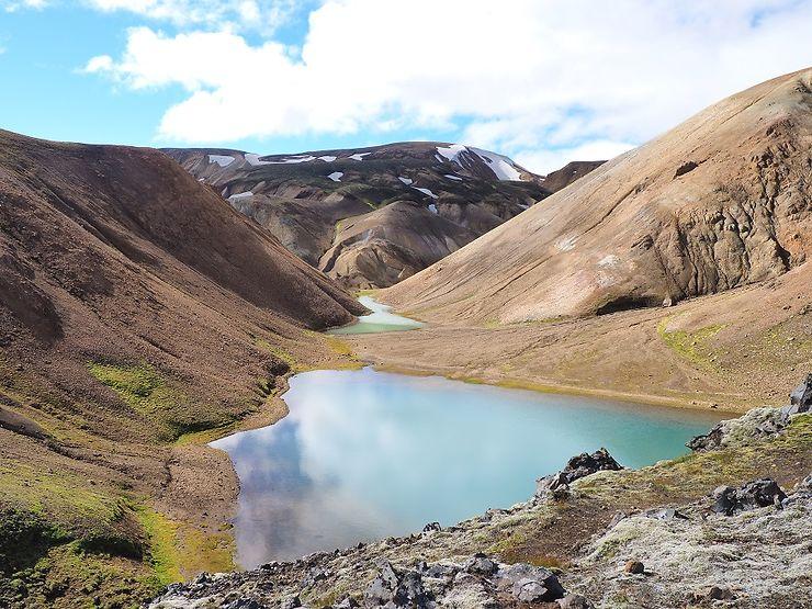 9 jours / 9 nuits - Sud de l'Islande - 4x4 - 1530 km