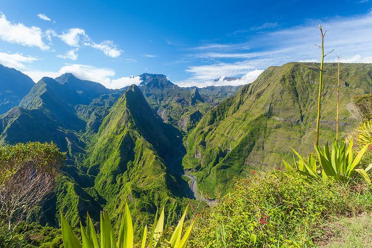 Mafate : une île dans l'île de la Réunion