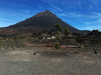 Le grand Pico (Fogo, Cap VERT)