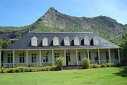 La maison coloniale Euréka