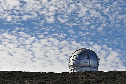 Observatoire à Los Muchachos