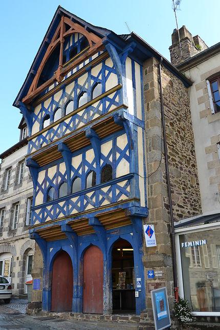 Maison typique de Pontrieux
