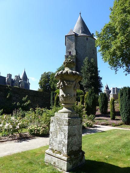 La tour château de Josselin