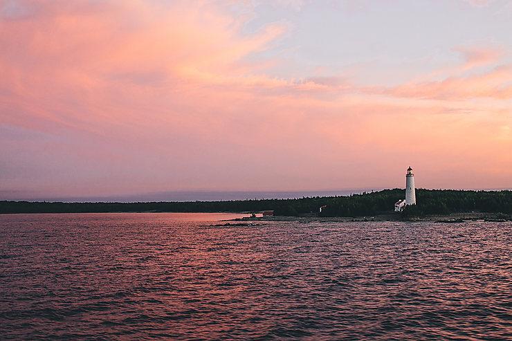 Parc national des Îles de la Baie Georgienne - Ontario