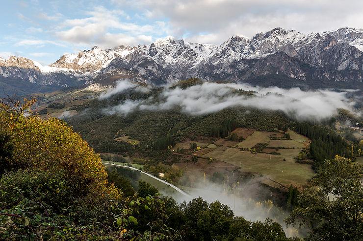 Los Picos de Europa : un fabuleux parc national
