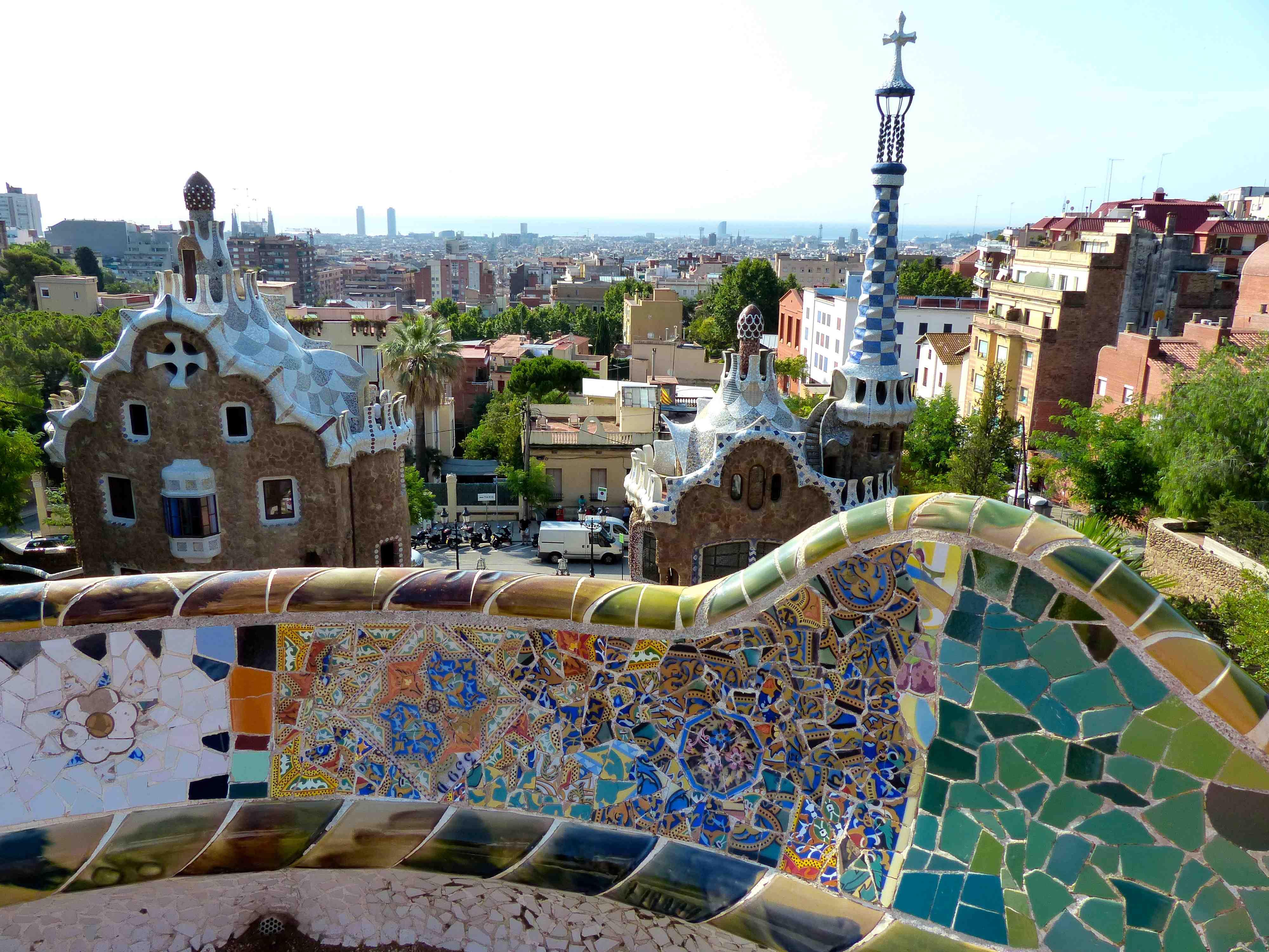 Park Güell - Barcelone