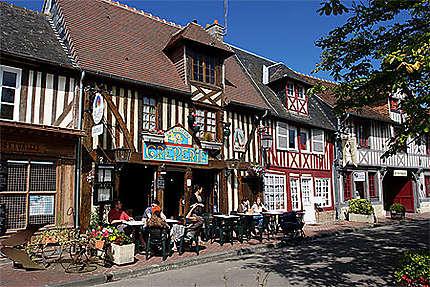 Architecture normande, Beuvron-en-Auge
