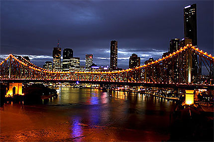 Story Bridge - Brisbane, QLD - Australia