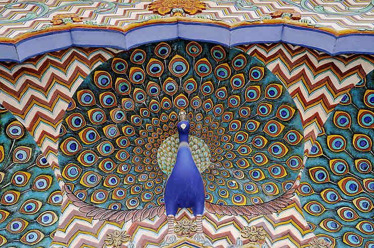 Derrière les murs des palais de Jaipur