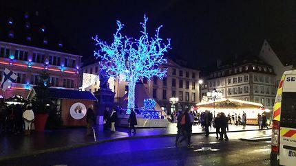 Marché de Noël à Strasbourg, en Alsace