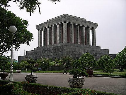 Mausolée du libérateur Hô Chi Minh