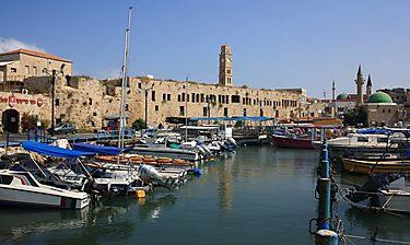 Akko (Saint-Jean-d'Acre) (Israël)