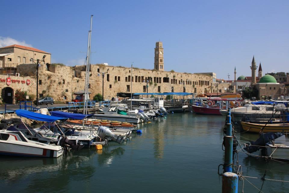 Akko (Saint-Jean-d'Acre) - Israël, Palestine