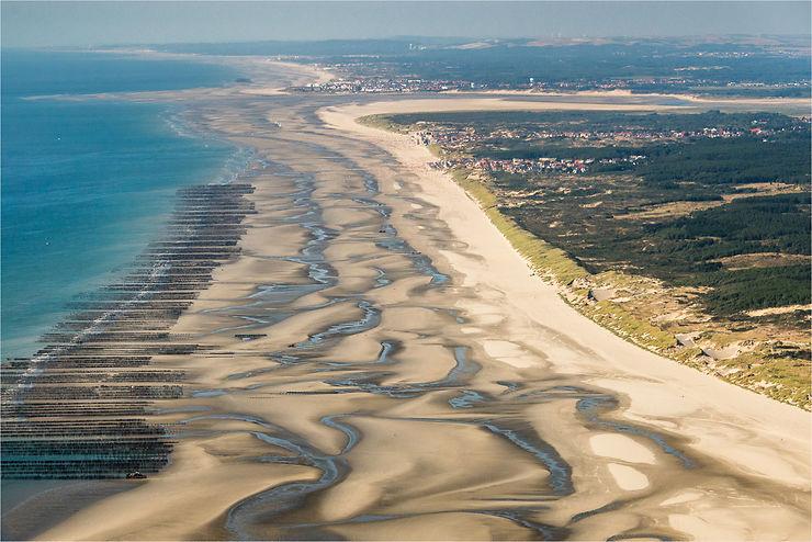 Baie de Somme, des paysages d'aquarelle