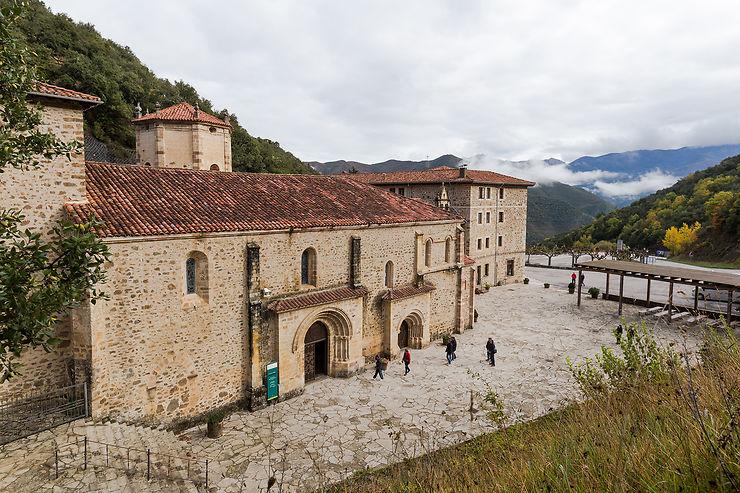 Santo Toribio de Liébana : le plus grand fragment de croix de J.-C.