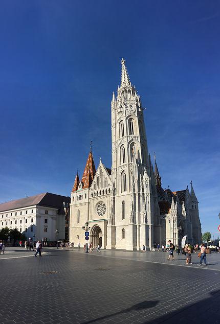 Église à Budapest