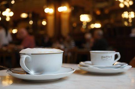 Un café à Porto