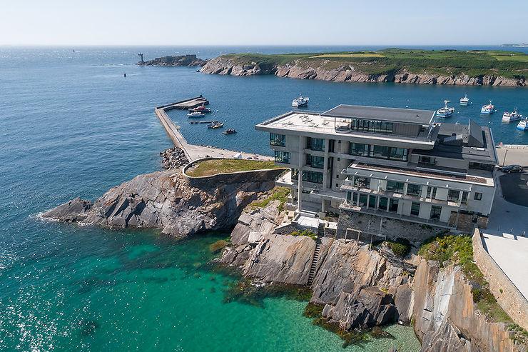 Finistère : le Sainte-Barbe, dernier hôtel avant l'Amérique