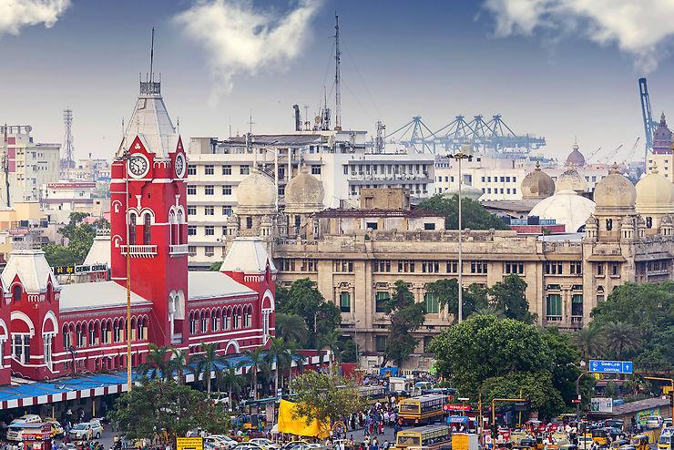 Inde : Chennai, l'ex-Madras, capitale du Tamil Nadu