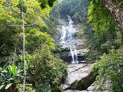 Cascade - Parc National de Tijuca