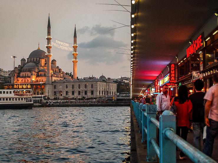 Entre 2 Mondes, Istanbul, par cinephil31