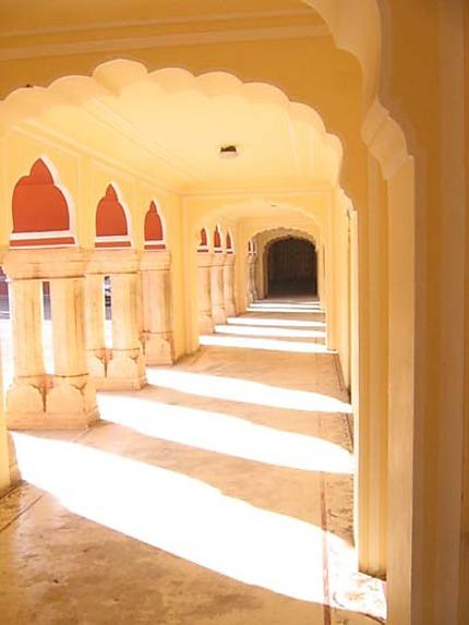 Lumière au City Palace