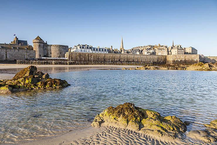Saint-Malo et la Rance maritime (Ille-et-Vilaine)
