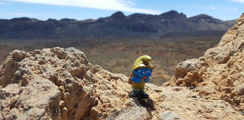 Tenerife - road trip en famille