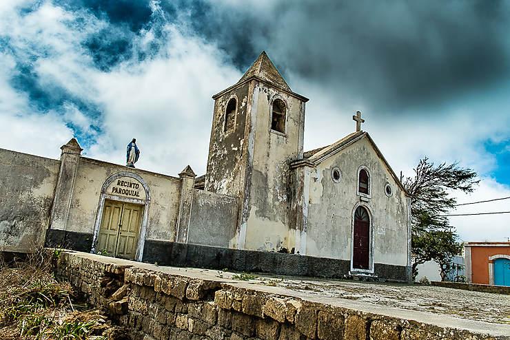 Eglise de Nossa Senhora do Monte (Île de Brava)