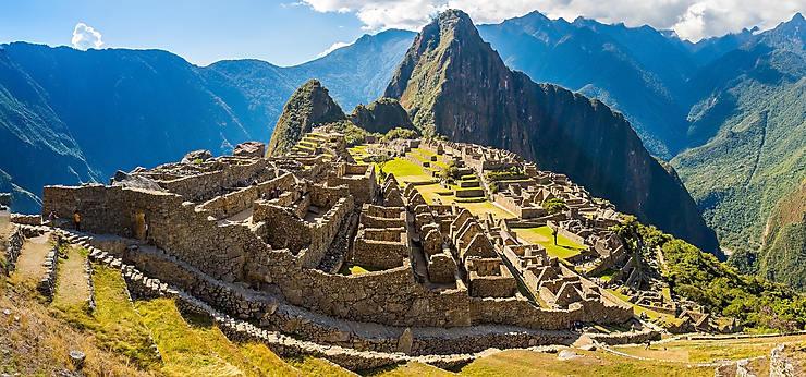 Pérou - Des touristes risquent la prison pour dégradation du Machu Picchu