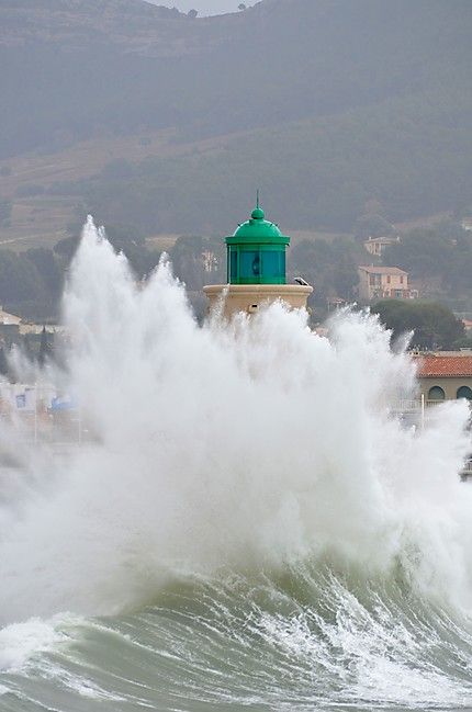 La mer se fâche aussi en Méditerranée