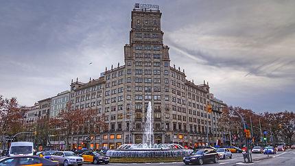 Barcelone Passeig de Gracia